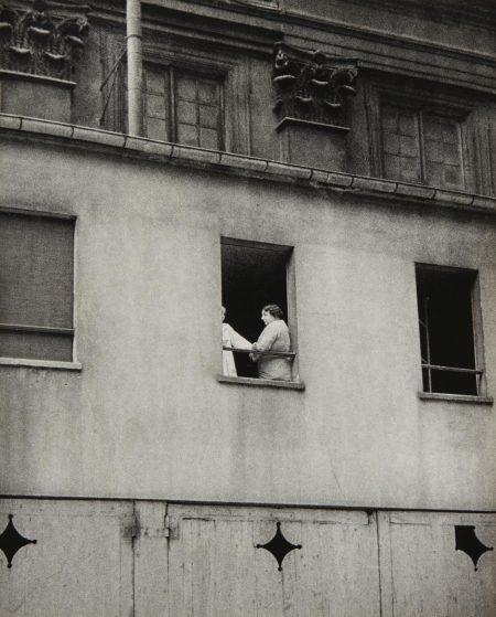 Andre Kertesz-Untitled (Women In Windows)-1928