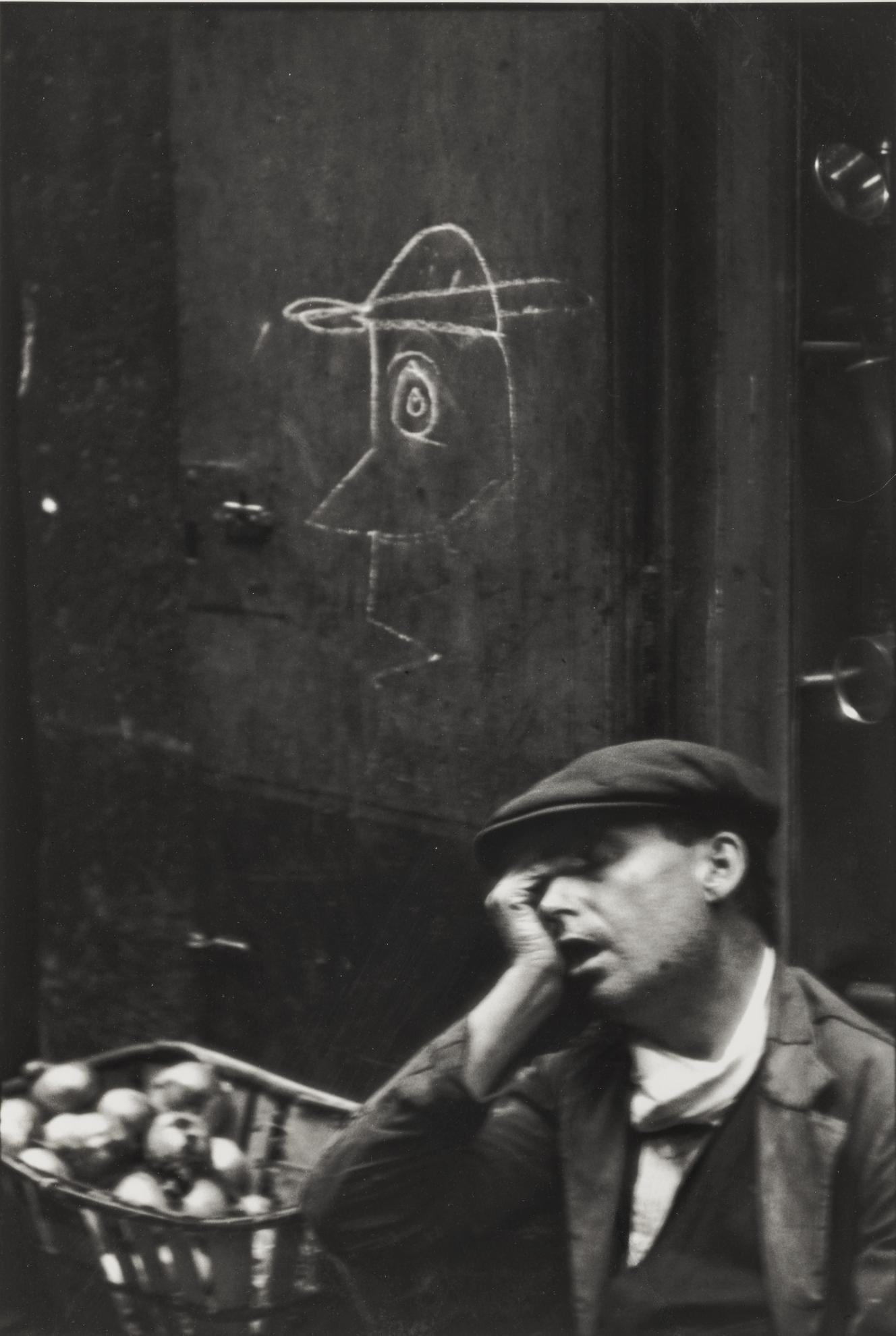 Henri Cartier-Bresson-Barrio Chino, Barcelona-1933