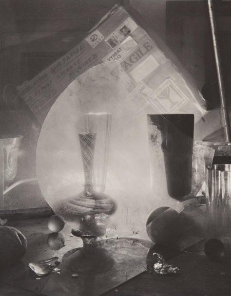 Josef Sudek-Untitled (From Glass Labyrinths)-1968
