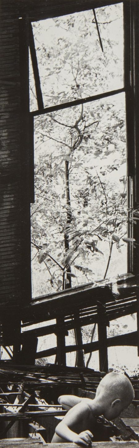 Ralph Eugene Meatyard-Untitled (From The Old South)-1955