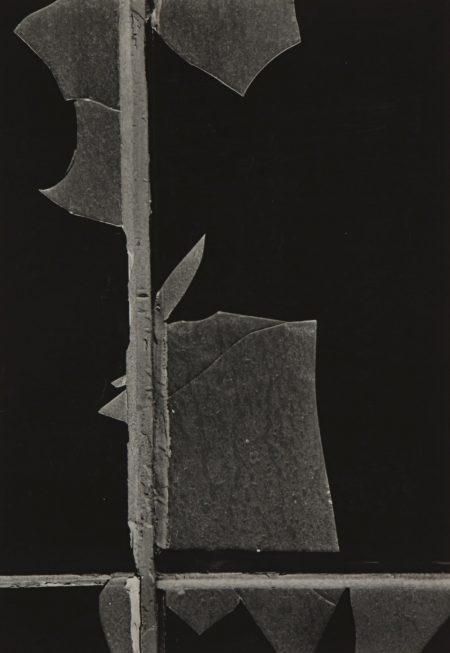 Aaron Siskind-New York-1947