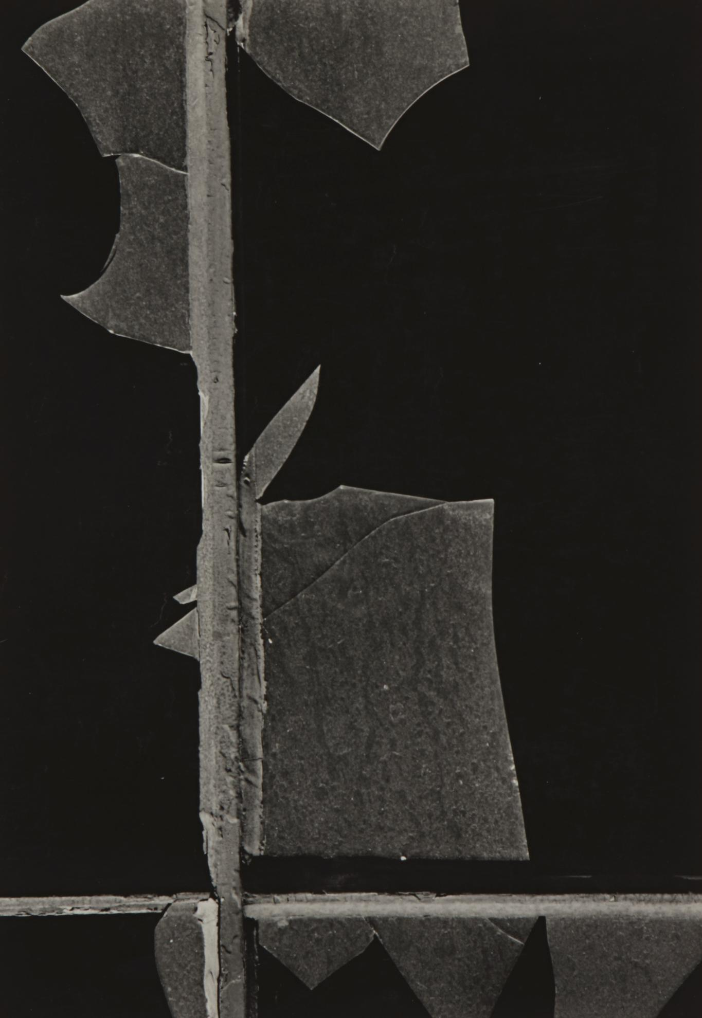Aaron Siskind-New York-1947