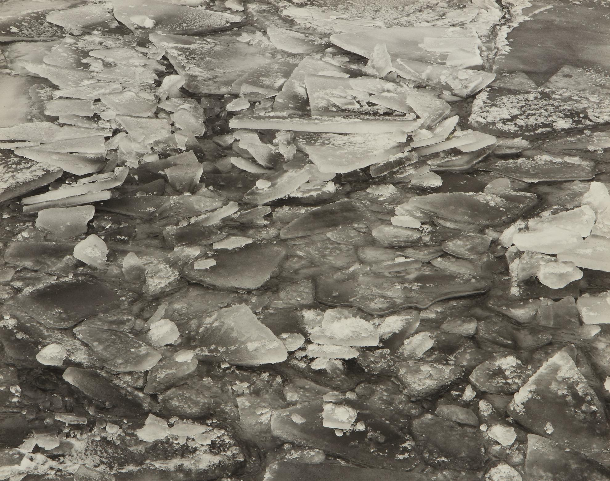Harry Callahan-Ice-1950