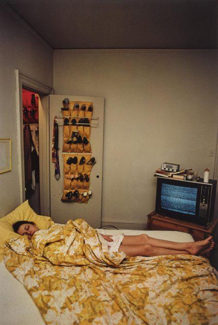 William Eggleston-Memphis (Rosa Sleeping)-1971