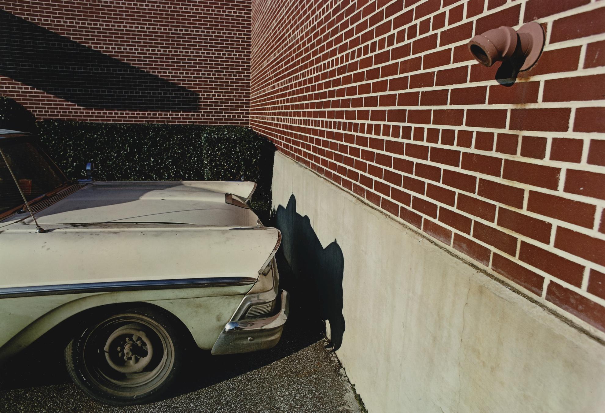 William Eggleston-Untitled (Parked Car)-1974