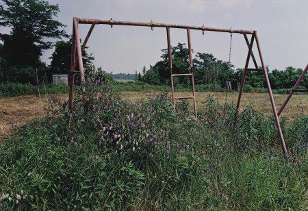 William Eggleston-Untitled (Swings)-1972