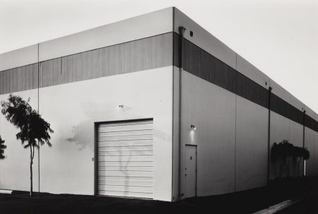Lewis Baltz-New Industrial Parks #50: Southwest Corner, Semicoa, 333 Mccormick, Costa Mesa, Ca-1974