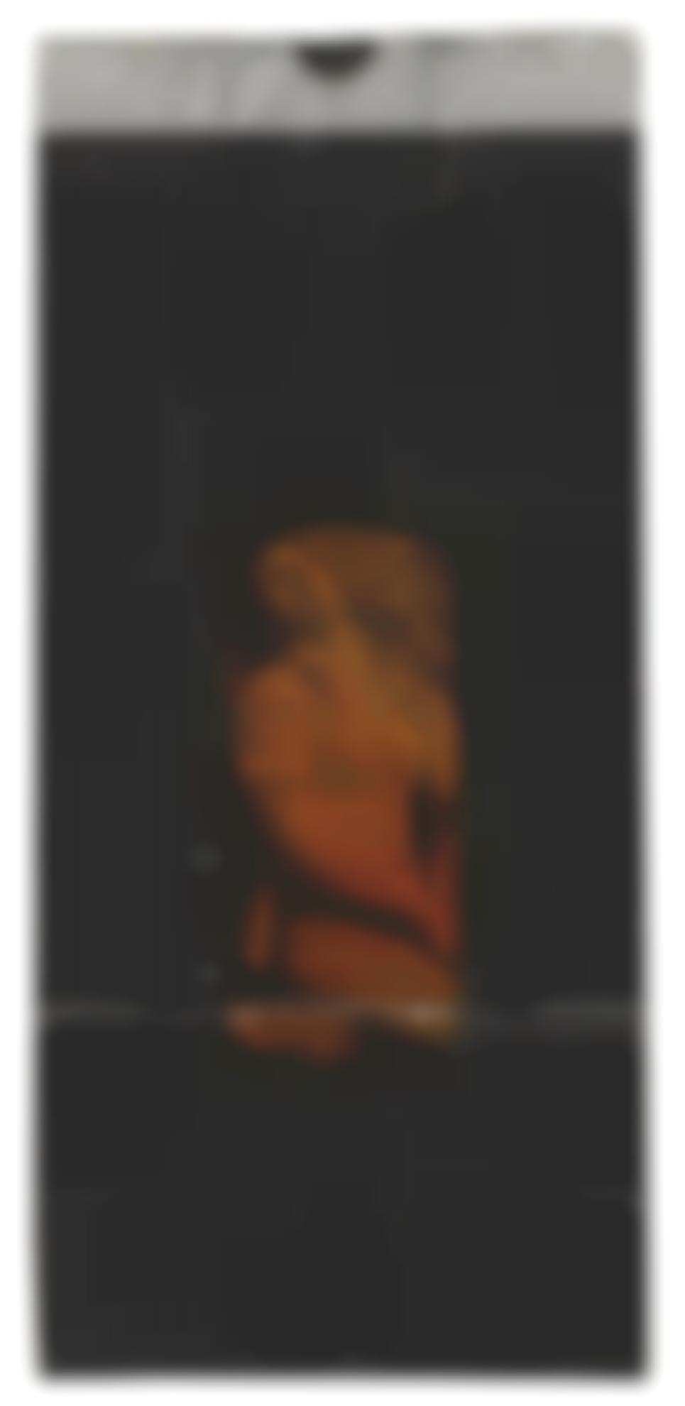 Robert Mapplethorpe-Untitled (Black Paper Bag)-1971