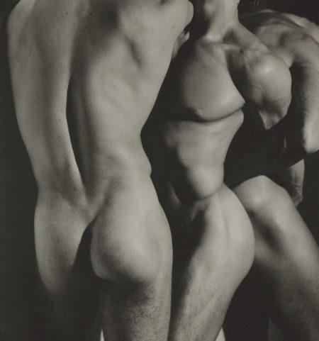 Herb Ritts-Three Male Torsos, Los Angeles-1986