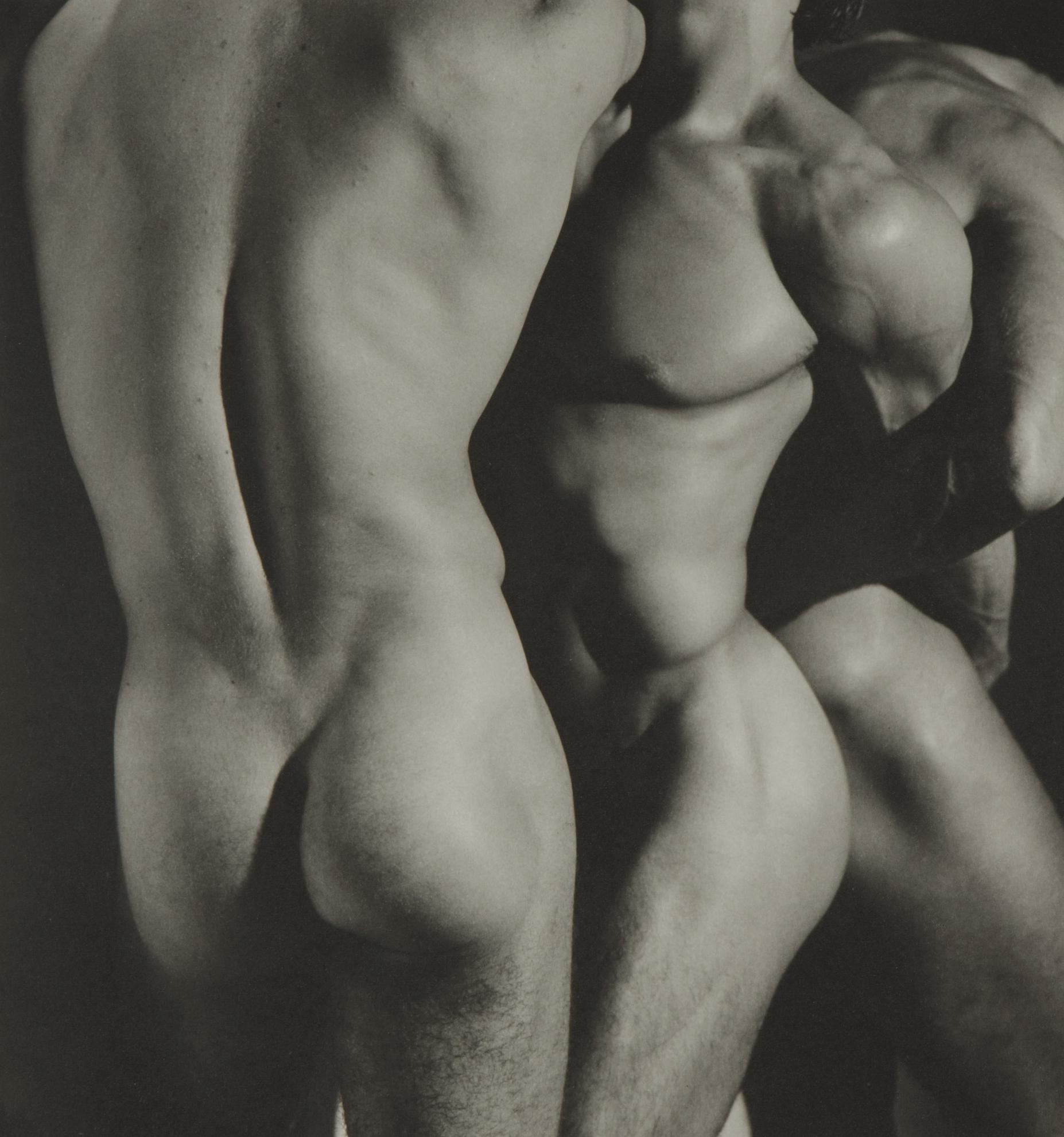Herb Ritts-Three Male Torsos, Los Angeles-1986