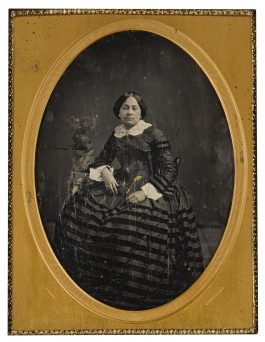 Jeremiah Gurney - Finely Dressed Free African American Woman-1850