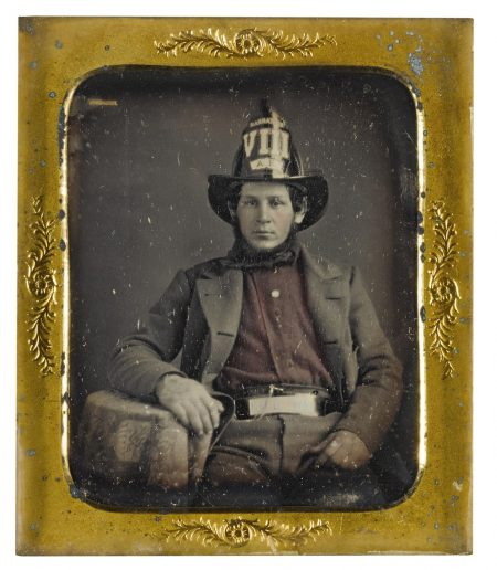 Anonymous American Photographers - Selected Images Of Firemen-1845