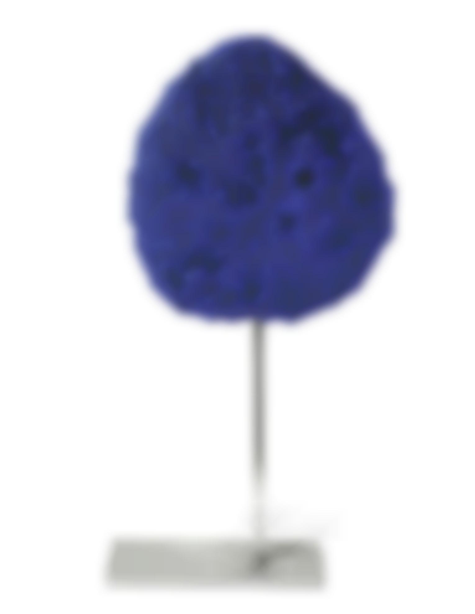 Yves Klein-Untitled Blue Sponge Sculpture, (Se 242)-1960
