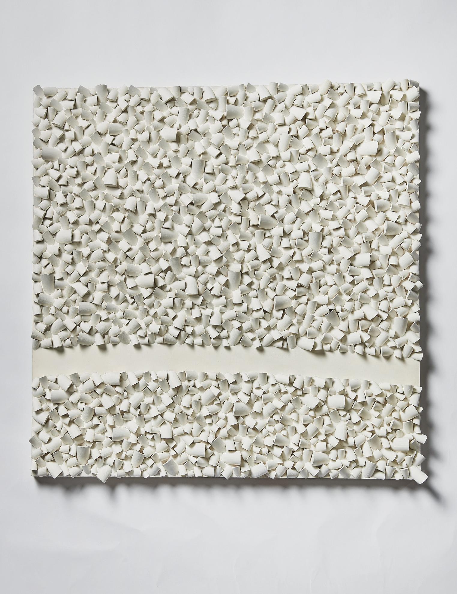 Sergio Camargo-Untitled (Relief No. 196)-1968