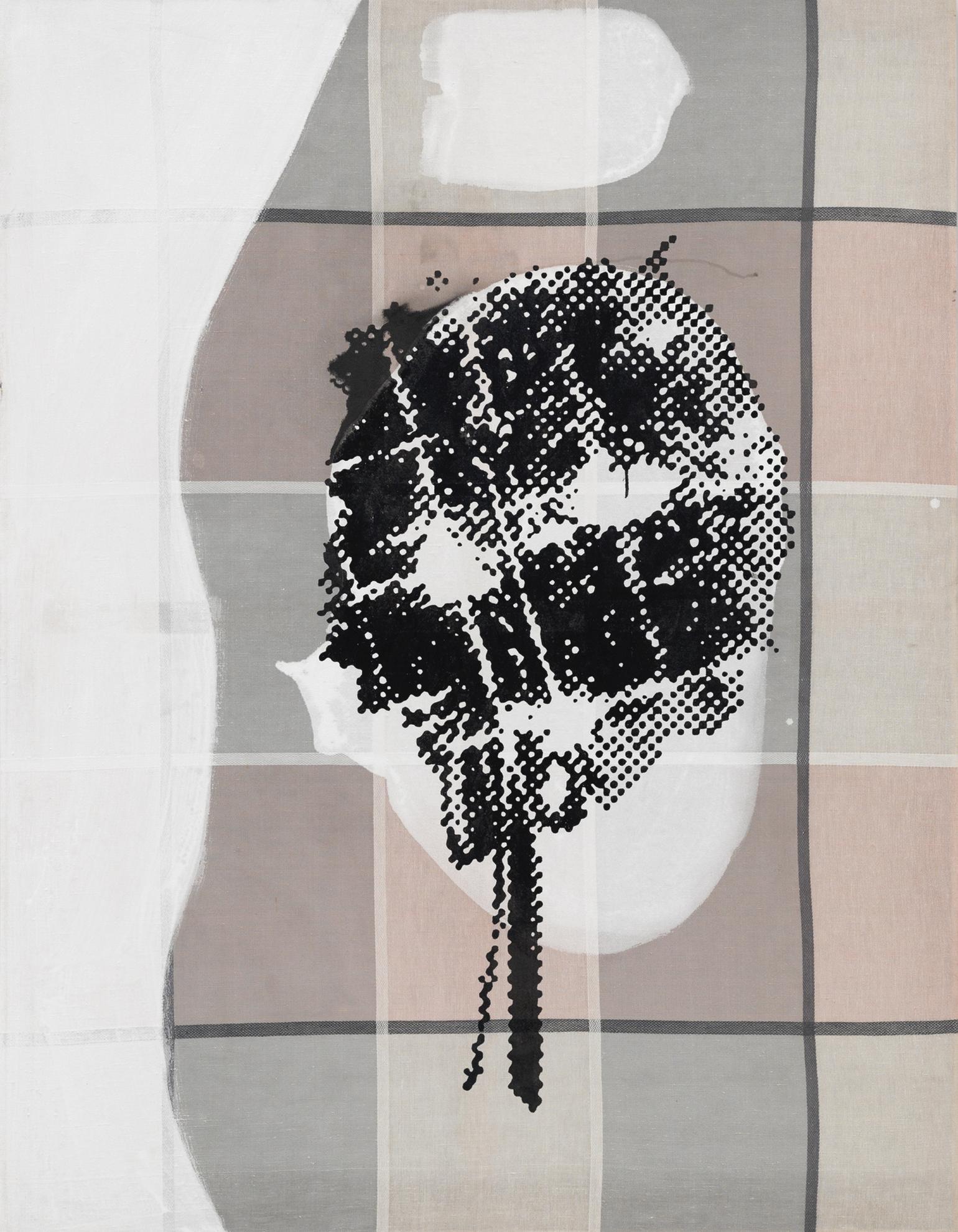 Sigmar Polke-Untitled (Baum 9)-2002