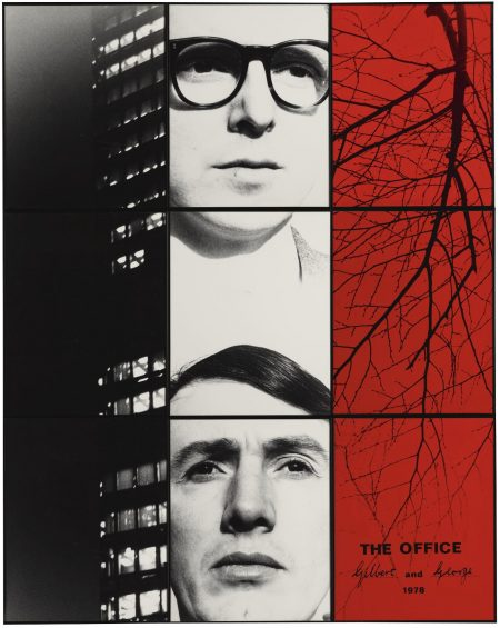 Gilbert and George-The Office-1978