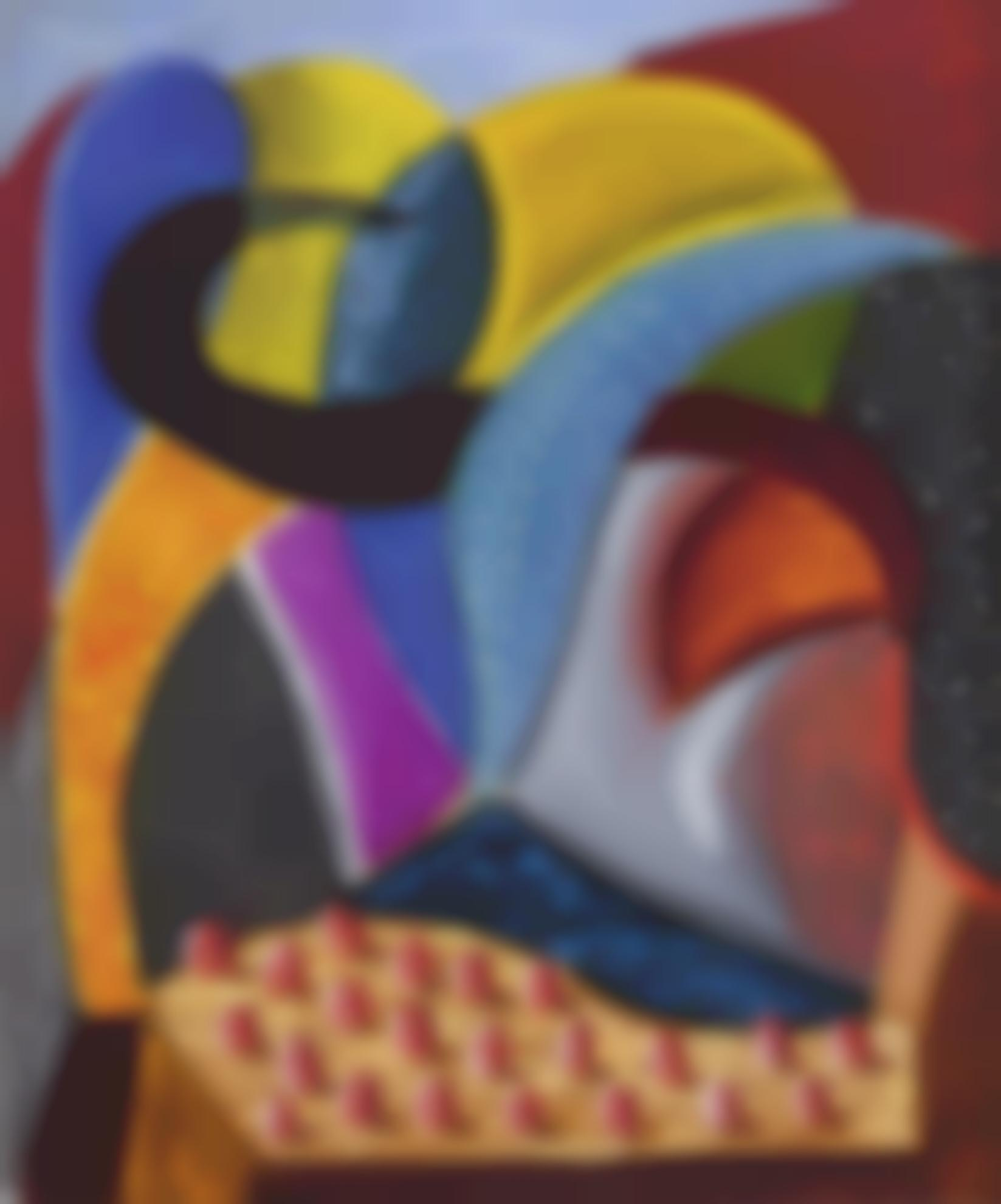 David Hockney-The Fourteenth V.N. Painting-1992