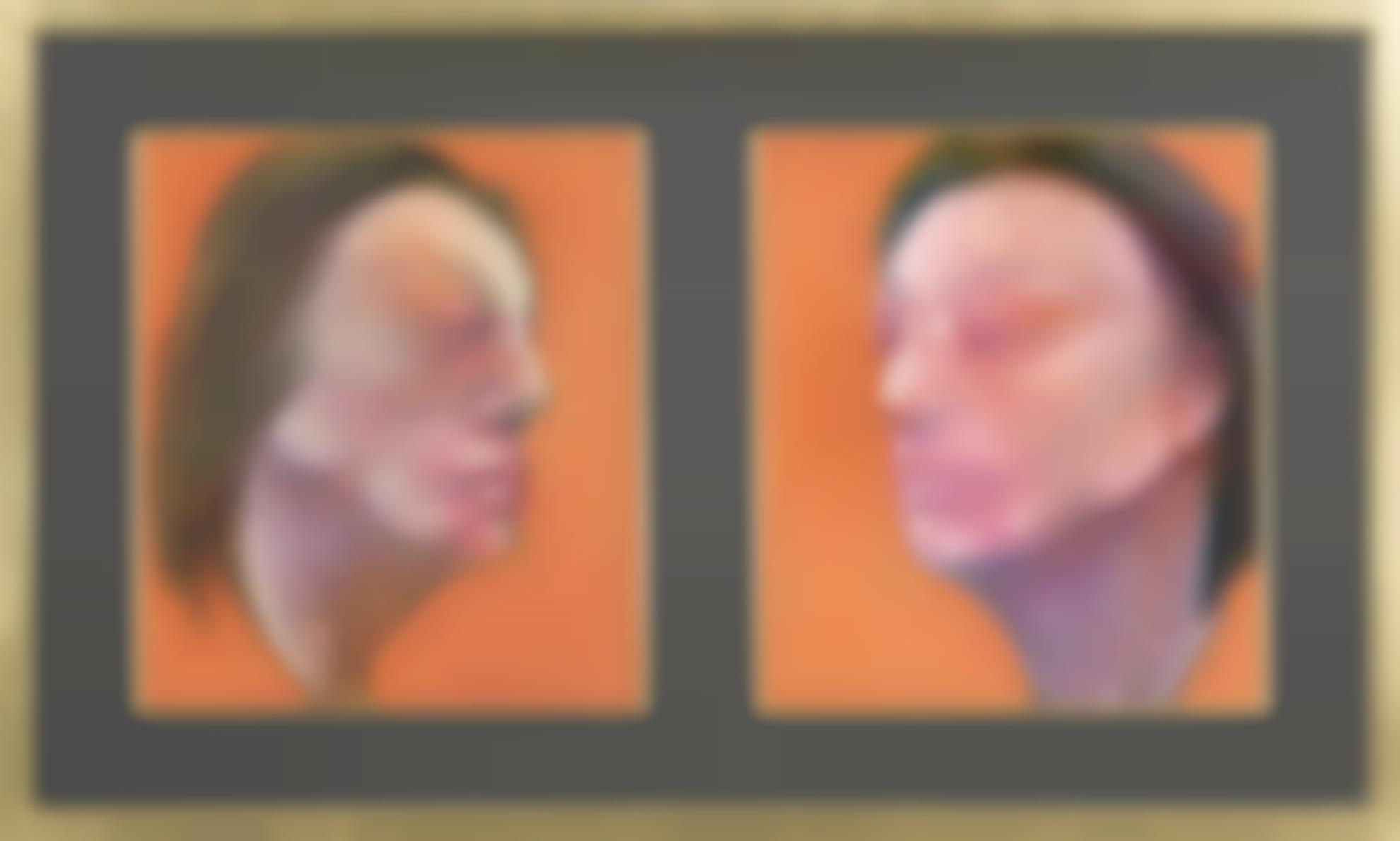 Francis Bacon-Studies Of Isabel Rawsthorne-1983