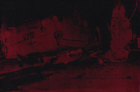 Andy Warhol-5 Deaths-1963