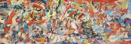 Cecily Brown-The Circus Animals Desertion-2015
