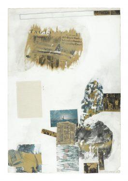 Robert Rauschenberg-Untitled (Syn-Tex)-1970