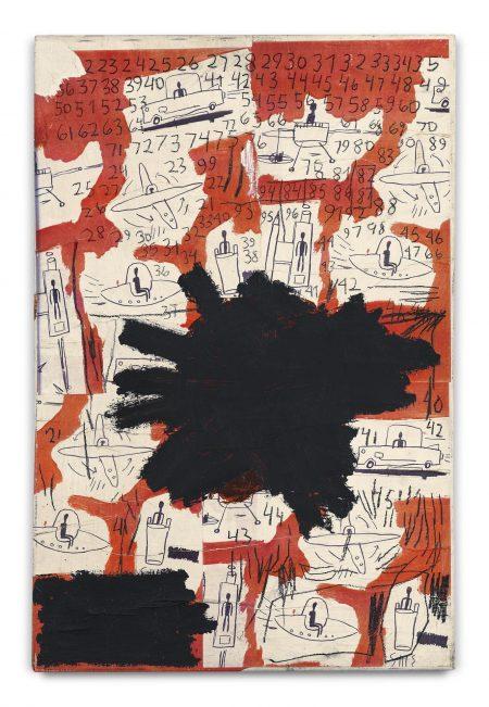 Jean-Michel Basquiat-Untitled-1984