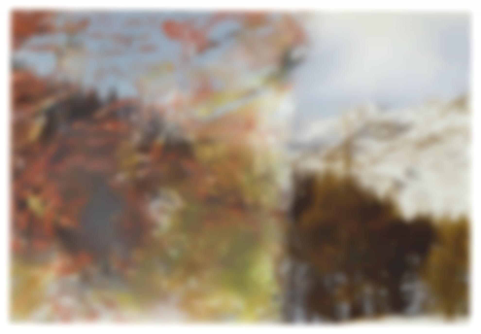 Gerhard Richter-Untitled (20.4.89)-1989