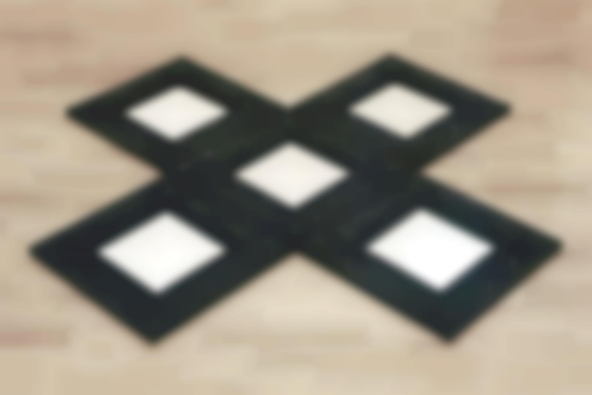 Alfredo Jaar-A Cross For Beuys-1986