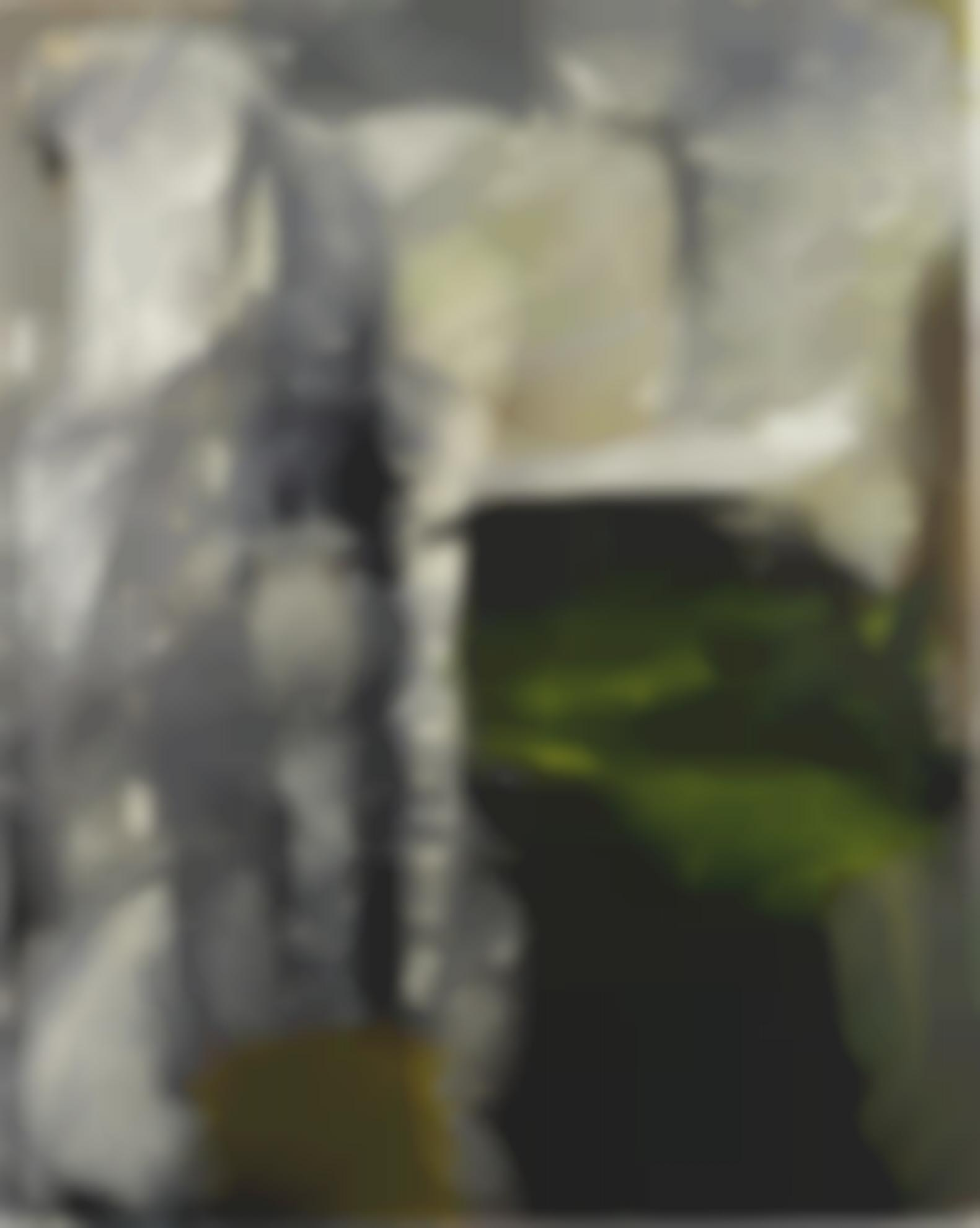 Per Kirkeby-Vibeke-Sensommer I-1984