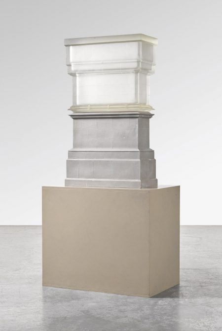 Rachel Whiteread-Untitled (Trafalgar Square Plinth)-1999