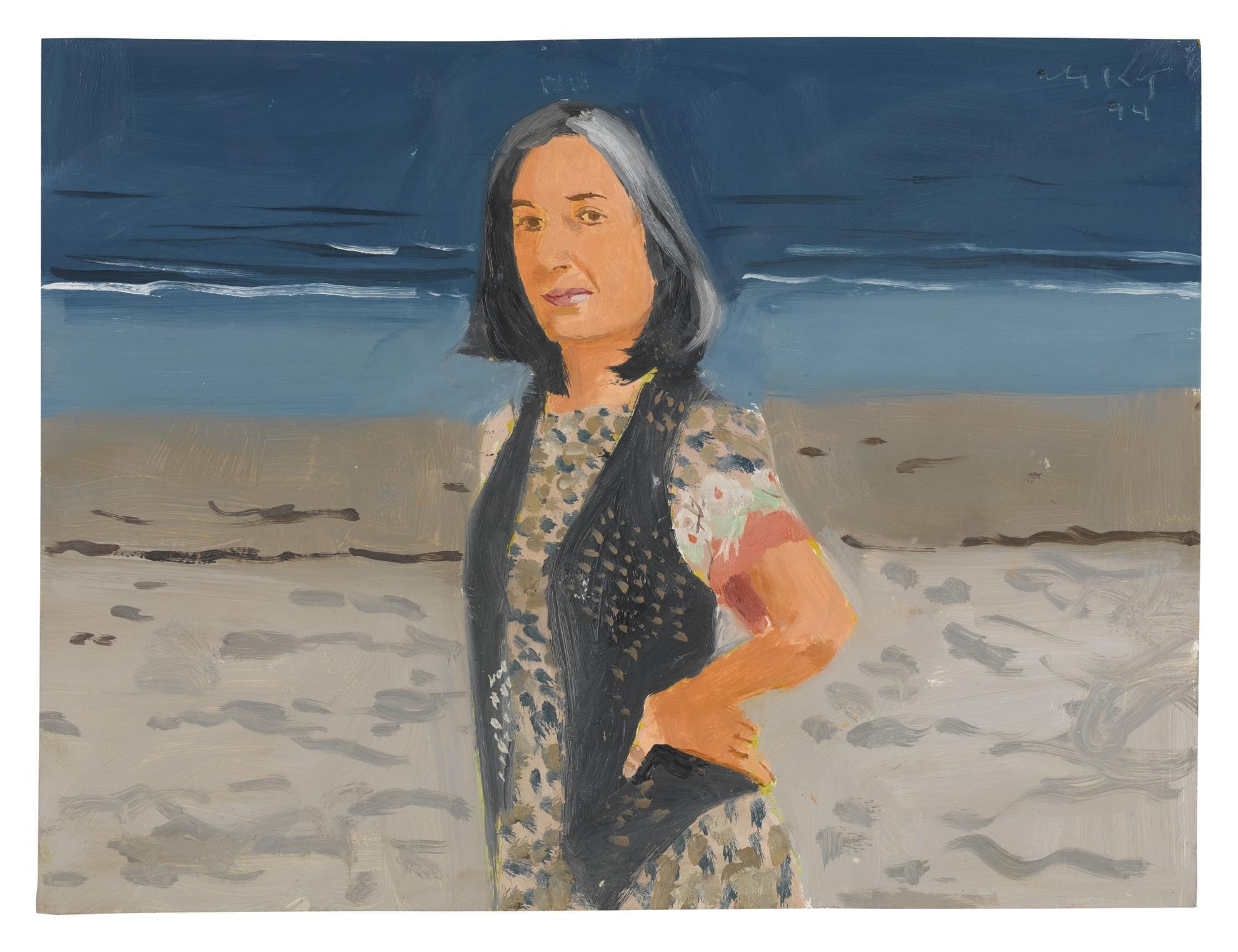 Alex Katz-Ada, Late Summer-1994