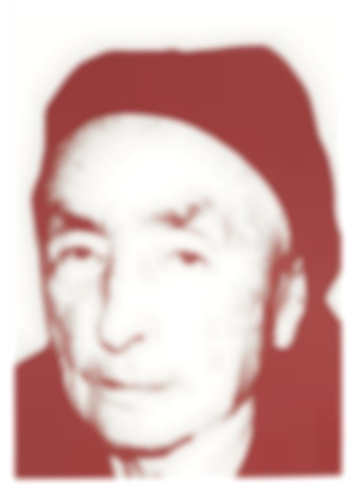 Andy Warhol-Georgia O'Keeffe-1979