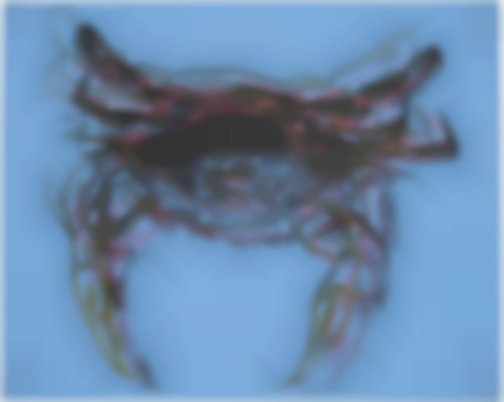 Andy Warhol-Crab-1982