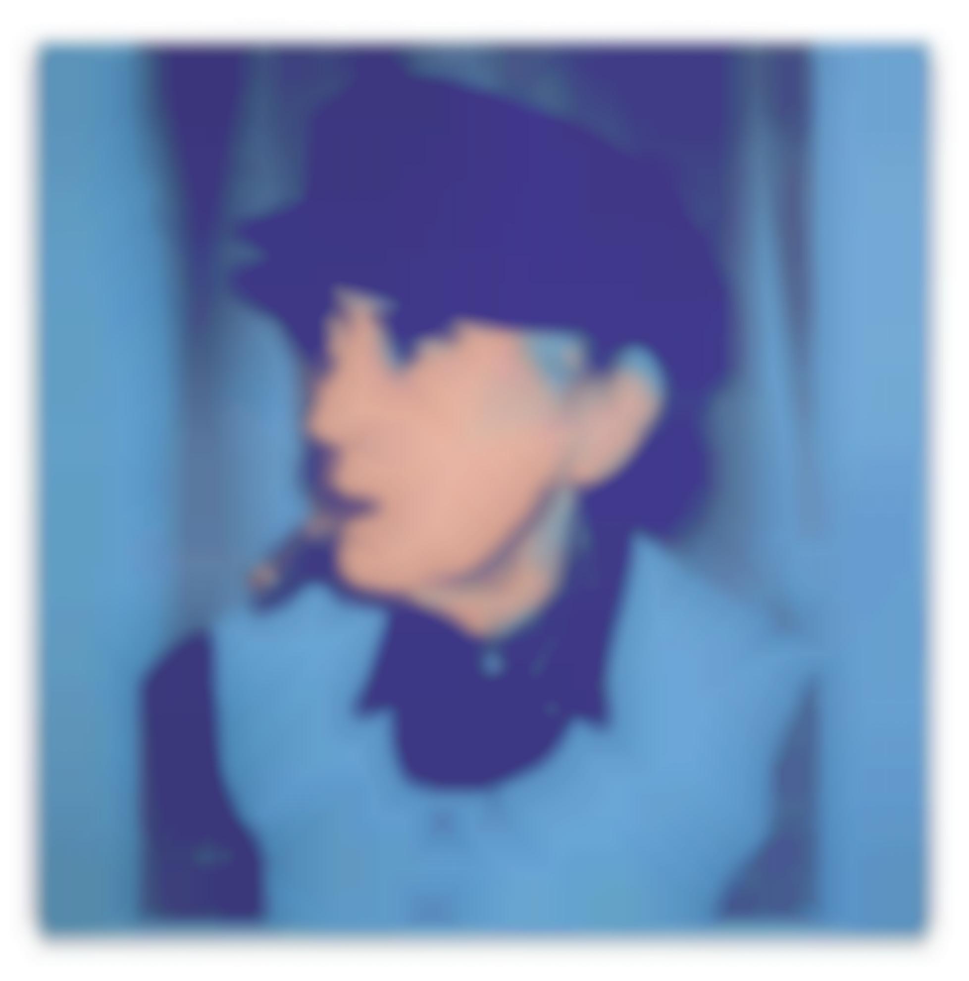 Andy Warhol-Man Ray-1974