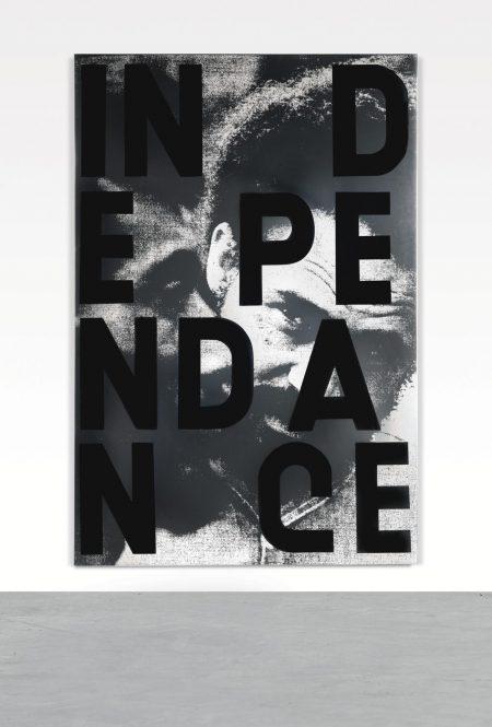 Adam Pendleton-Independance (Harvest 3000 Years)-2015