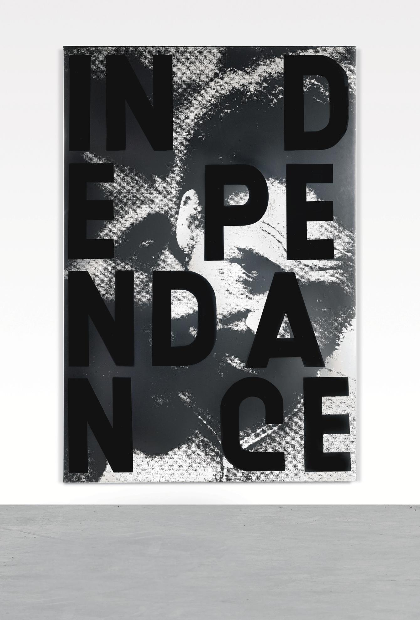Adam Pendleton-Independance (Harvest 3000 Years)-2015