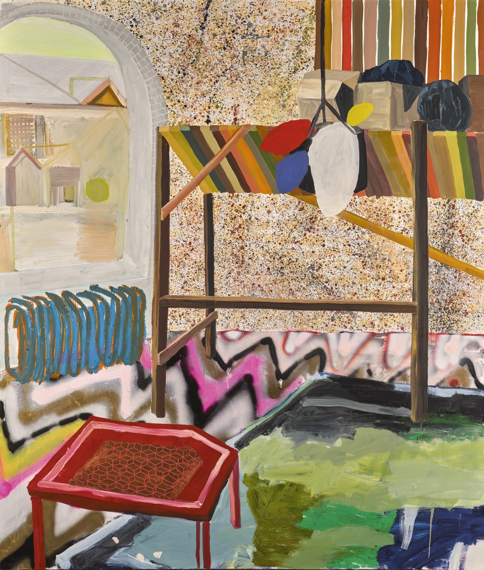Shara Hughes-Loft-2007