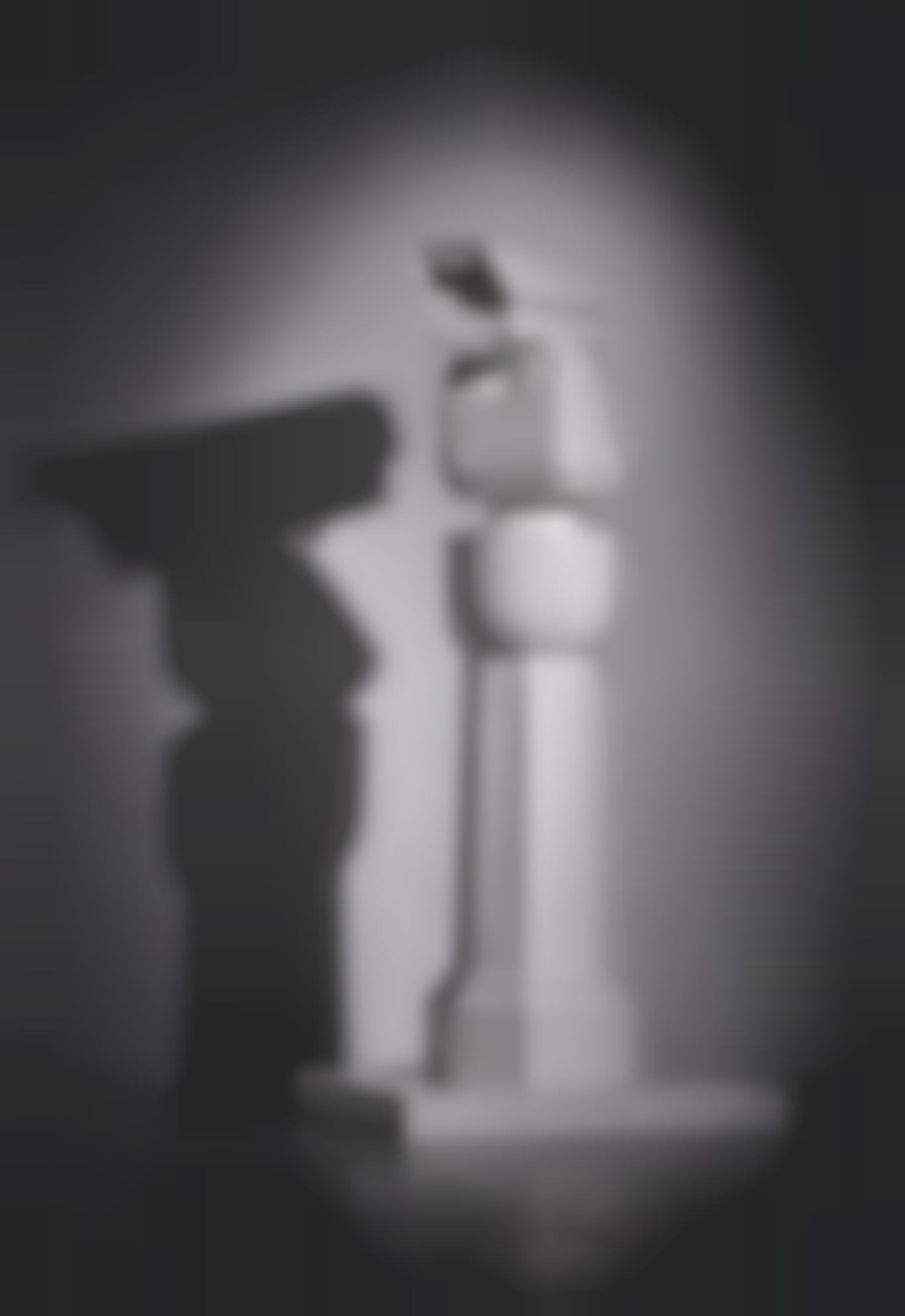 Ai Weiwei-Surveillance Camera And Plinth-2015