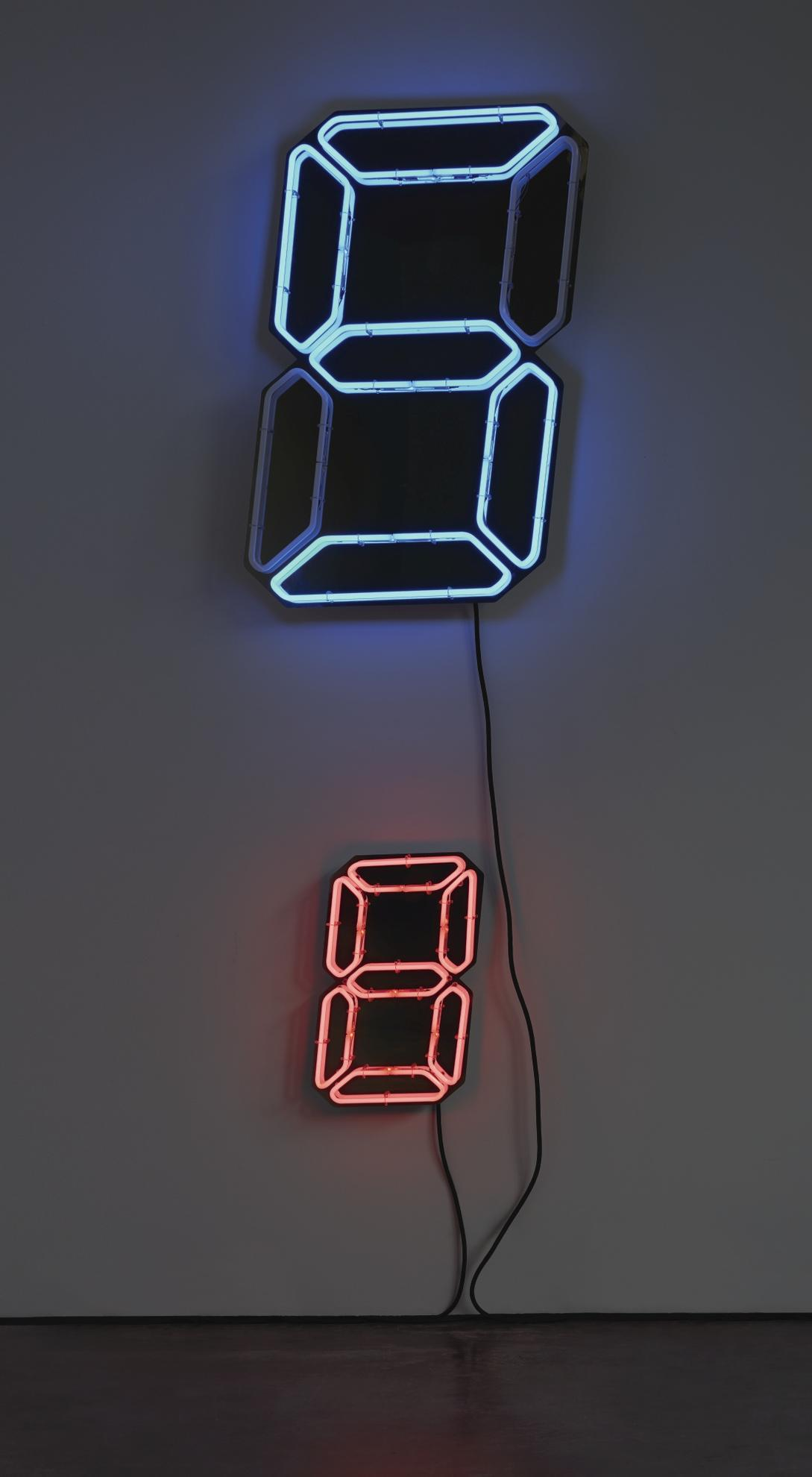Tatsuo Miyajima-Counter Me On No. 16-2003