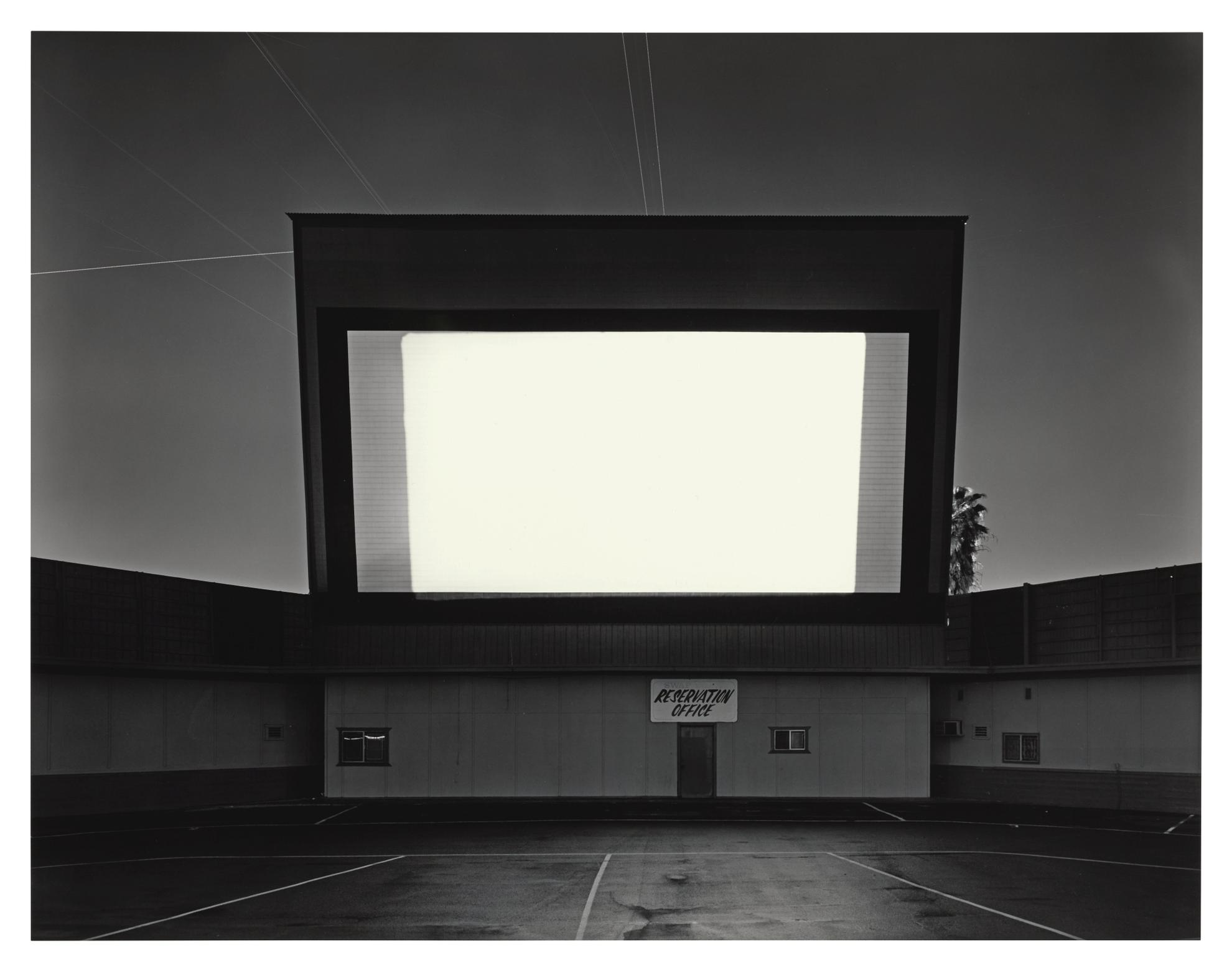 Hiroshi Sugimoto-Orange Drive - In, Orange-1993