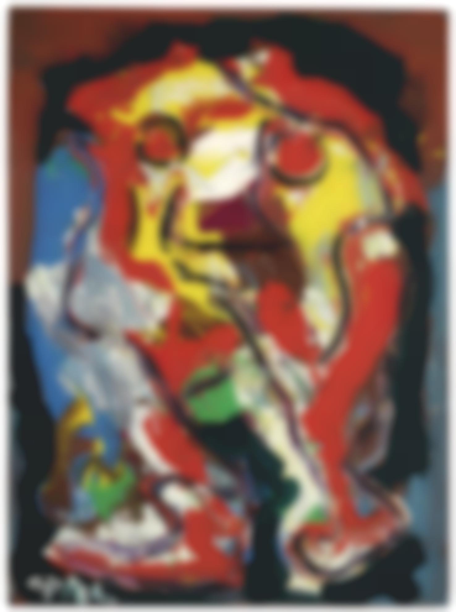 Karel Appel-Untitled-1975