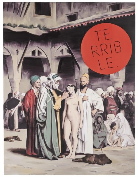 Marcin Maciejowski-Terrible (J.L. Gerome 'The Slave Market' 1860)-2010
