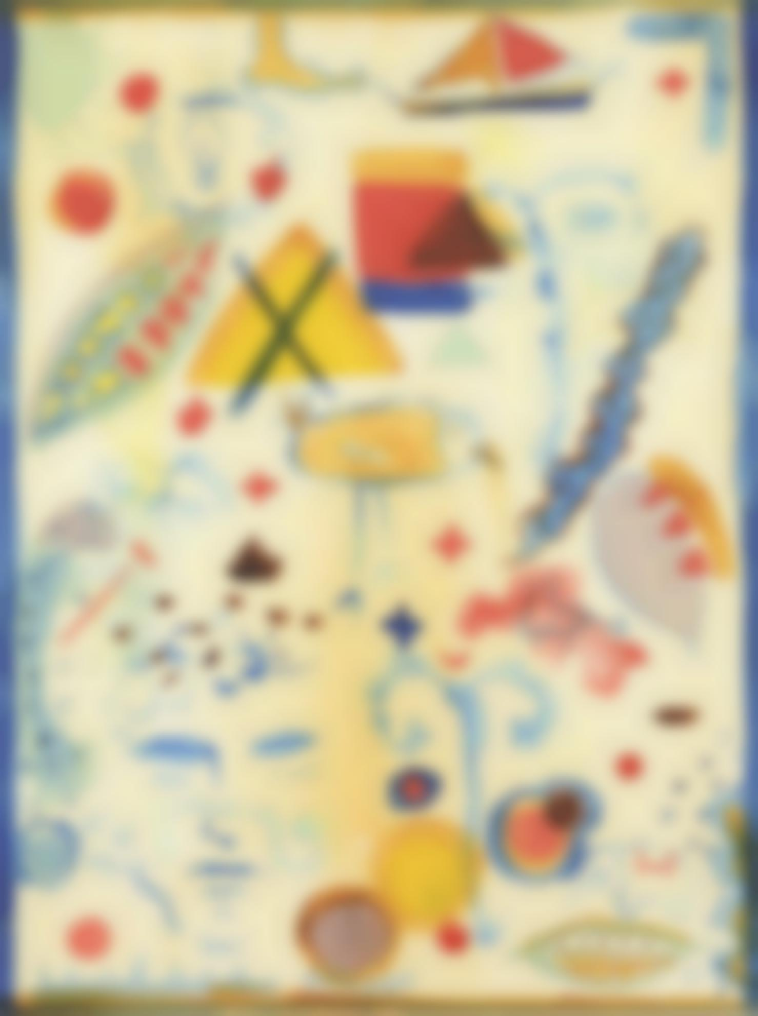 Sandro Chia-Untitled-1985