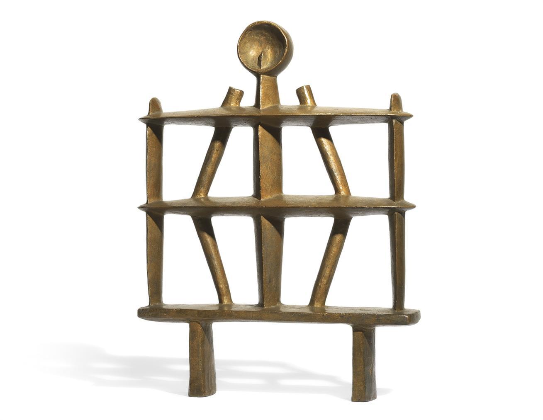 Alberto Giacometti-Homme (Apollon)-1929