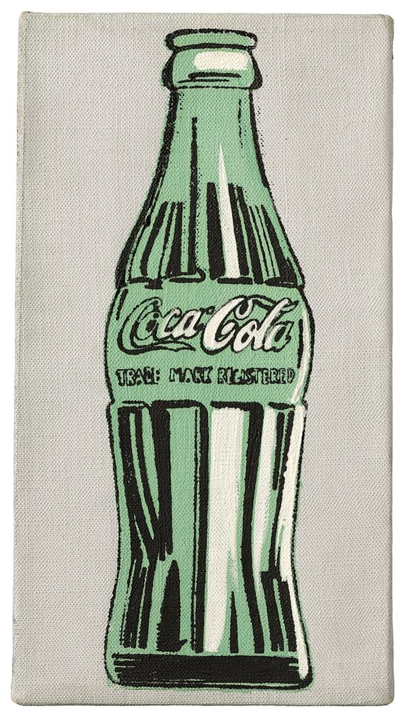 Andy Warhol-Coke Bottle-1962