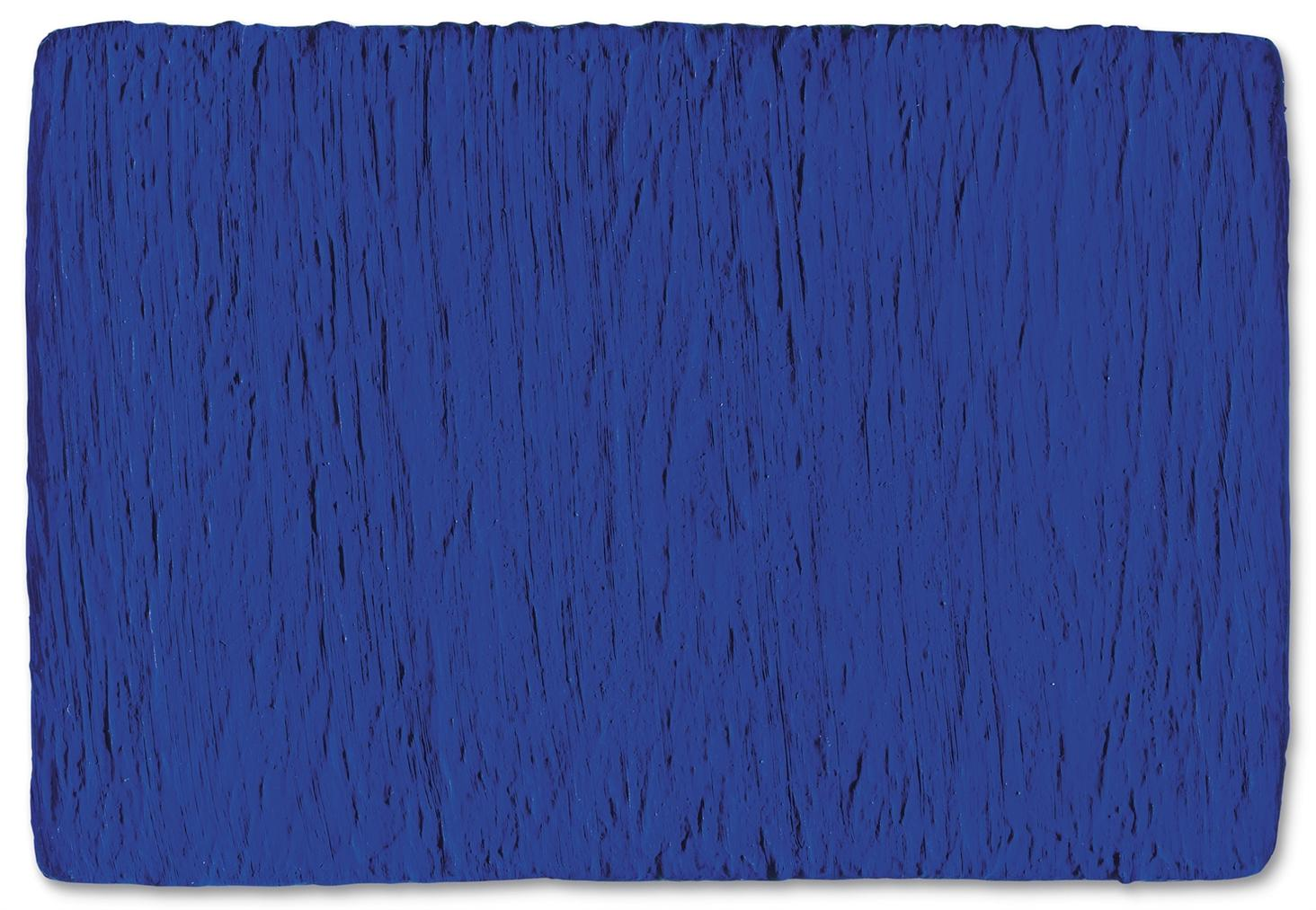 Yves Klein-Untitled Blue Monochrome (Ikb 266)-1957