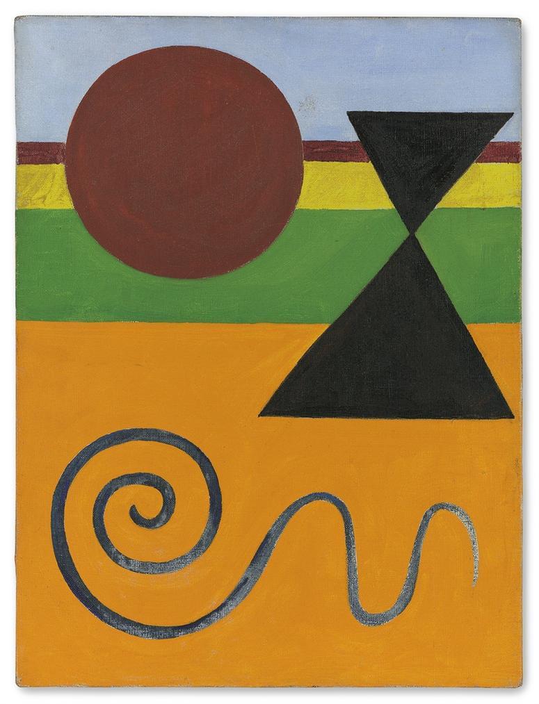 Alexander Calder-Untitled-1945