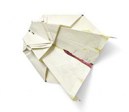 Alighiero Boetti-Origami (Aereo) (Origami (Plane))-1990