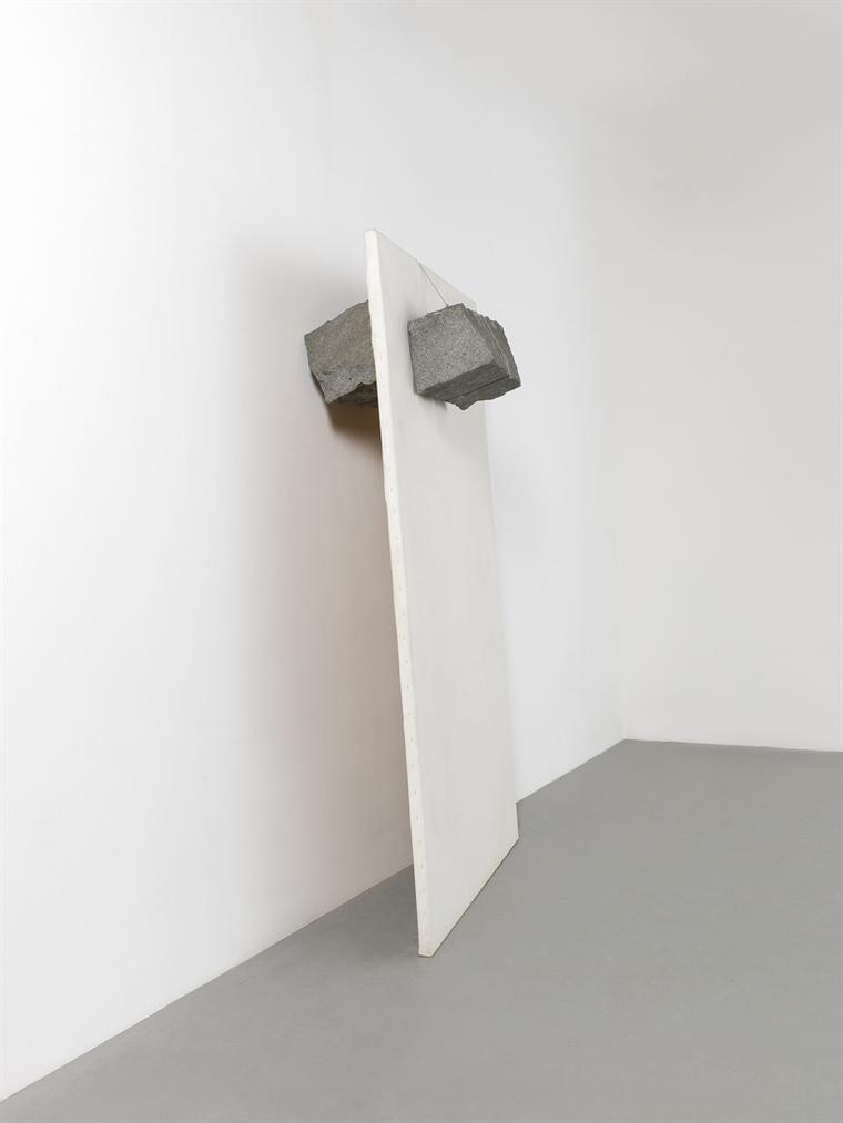 Giovanni Anselmo-Senza Titolo (Untitled)-1984