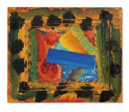 Howard Hodgkin-Goodbye To The Bay Of Naples-1982